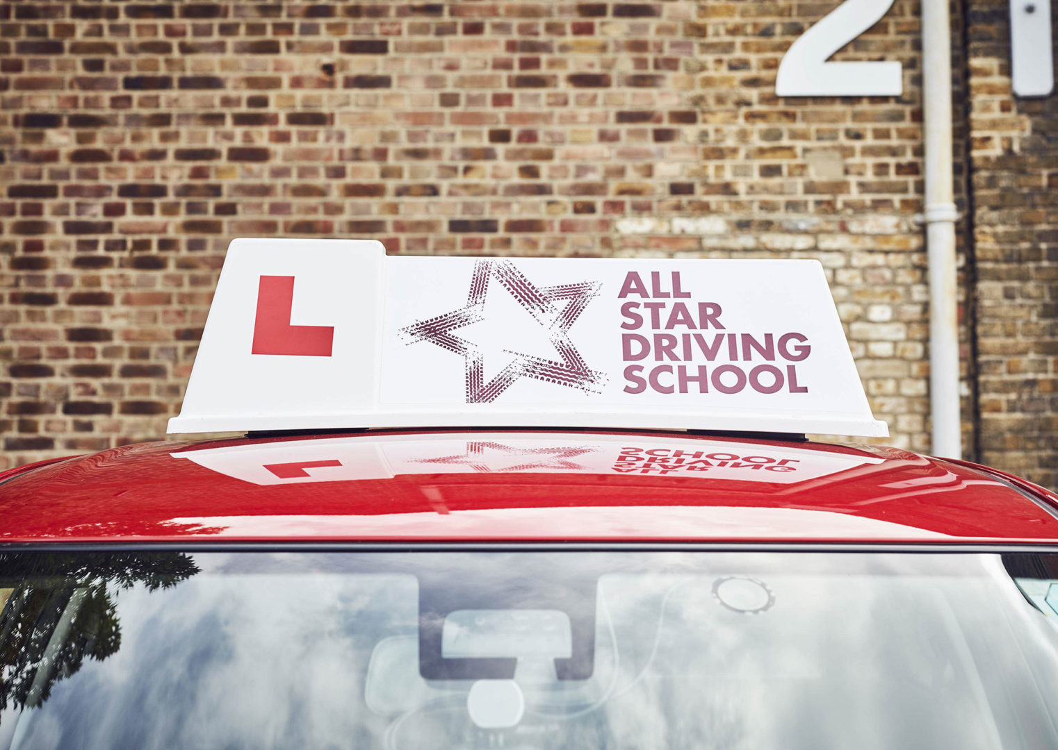 The Return of All Star Driving School