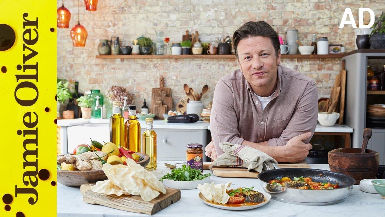 Pataks & Jamie Oliver