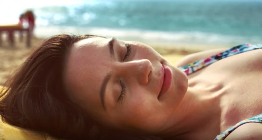 Everything's Better On The Beach Campaign wins ad of the month!