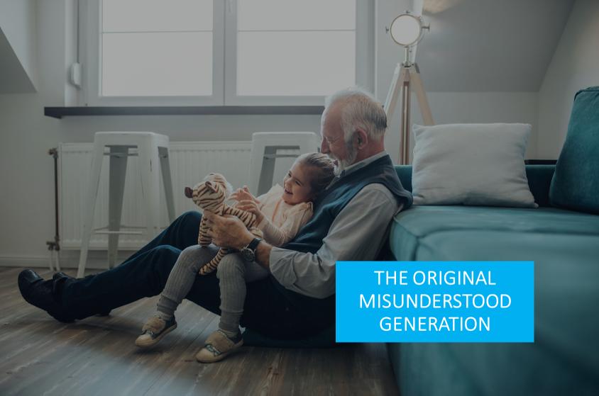 The Original Misunderstood Generation